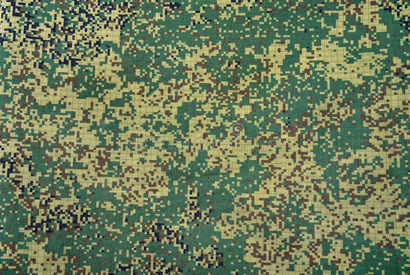 Textura do exército camuflar fotografia de stock