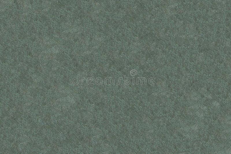 Textura do fundo áspero do matiz verde bege da pele papel de parede de superfície granulado do teste padrão ilustração do vetor