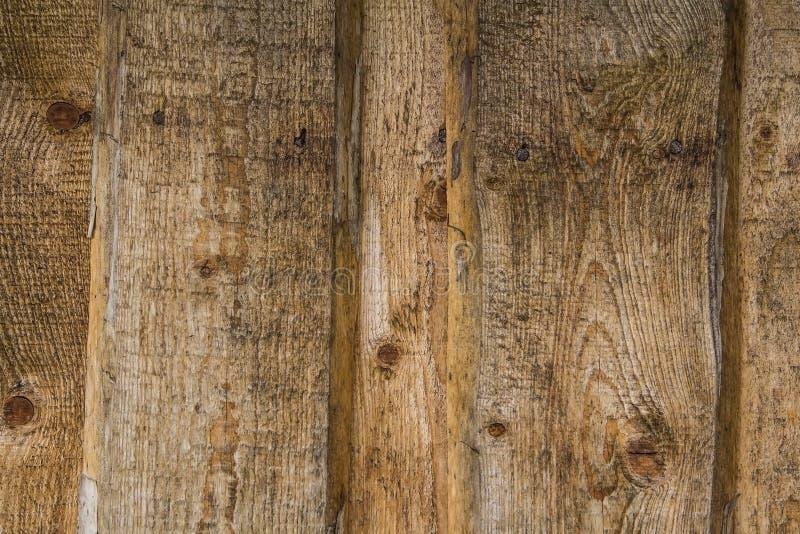 Textura do fundo da parede das placas de madeira fotos de stock