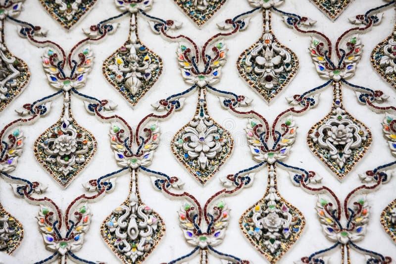 Textura do fundo da parede do templo imagens de stock royalty free
