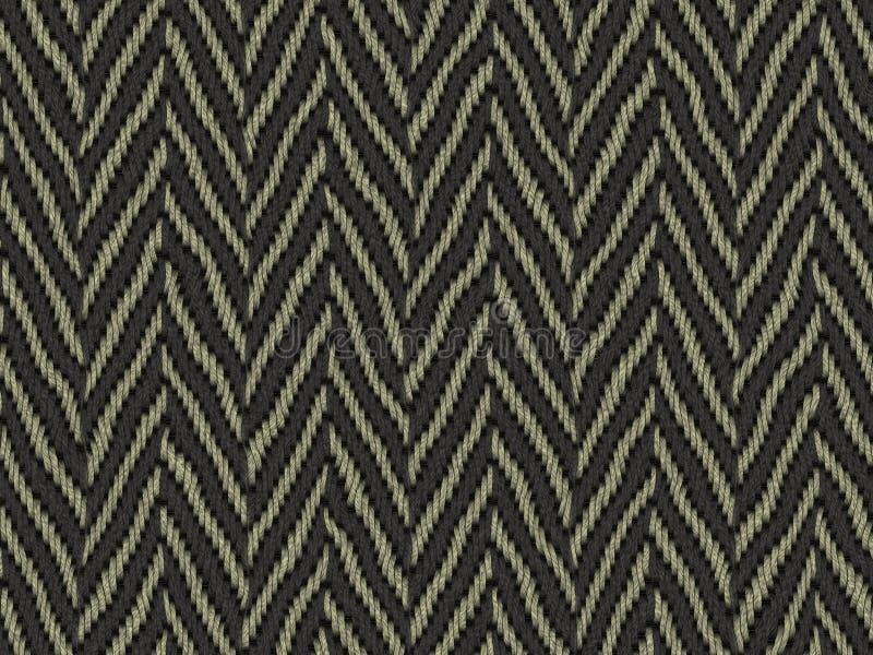 Textura do fundo da tela ilustração royalty free