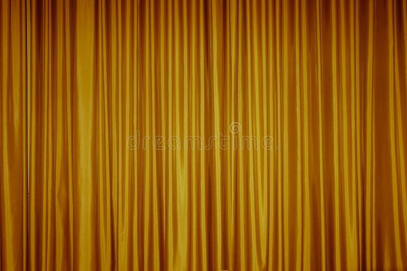 Textura do fundo da tela da cortina foto de stock royalty free