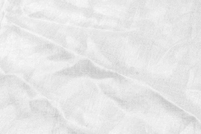 Textura do fundo, teste padrão Platina metálica Lin misturado branco fotografia de stock