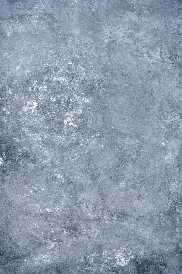 Textura do gelo fotos de stock royalty free