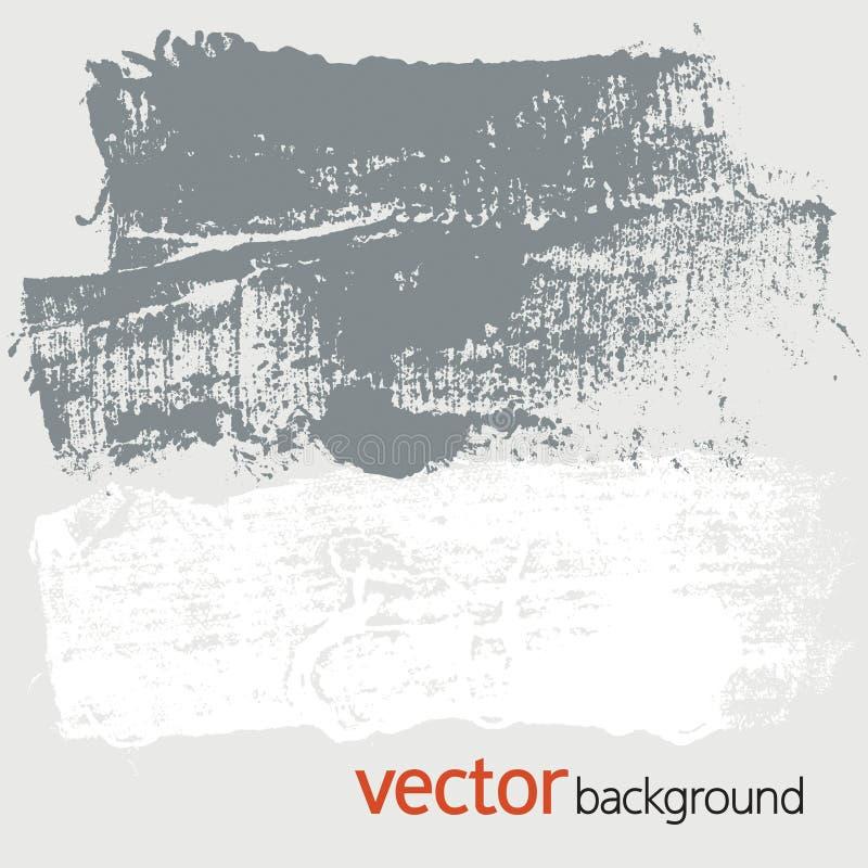 Textura do Grunge ilustração do vetor