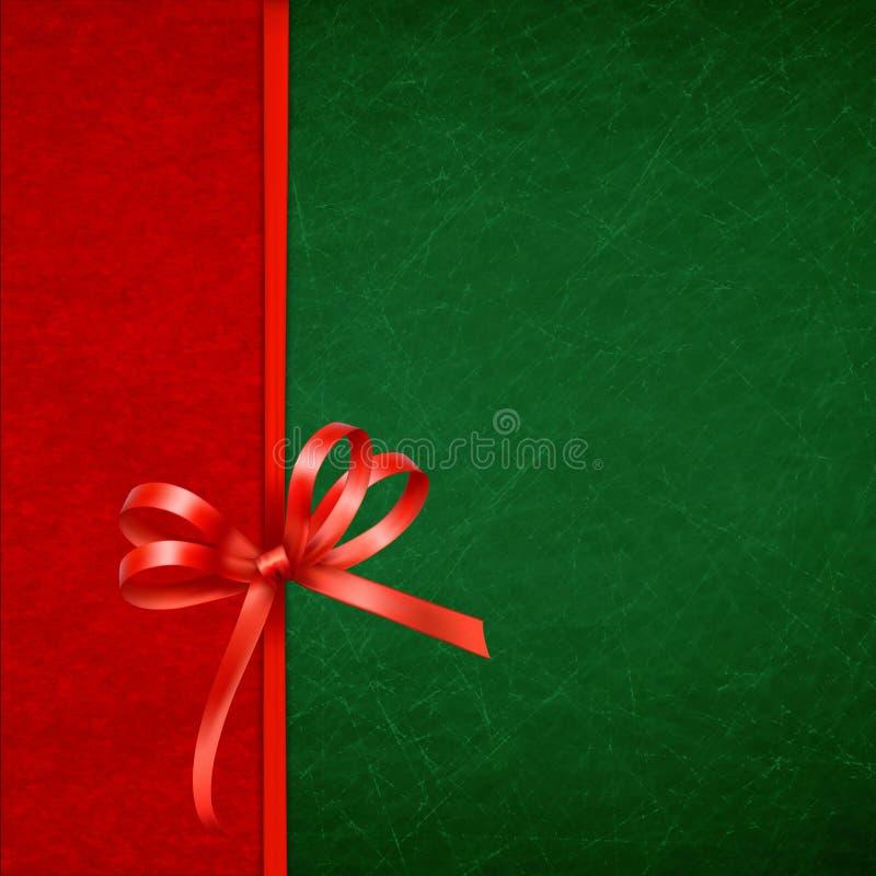 Textura do grunge do verde do fundo do Natal imagens de stock
