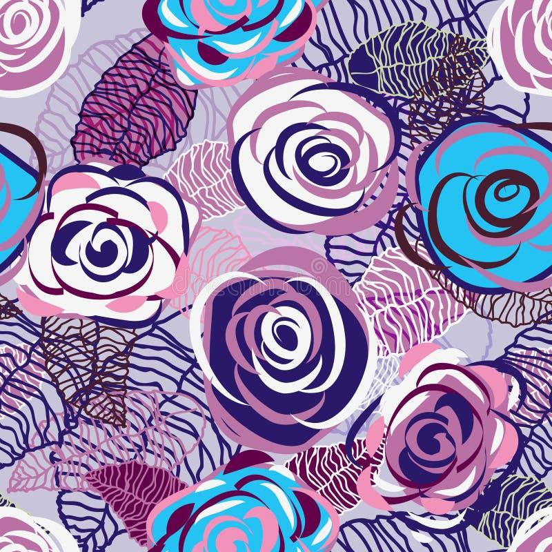 Textura do Lilac ilustração do vetor