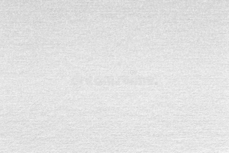 Textura do Livro Branco com partículas de prata pequenas imagens de stock