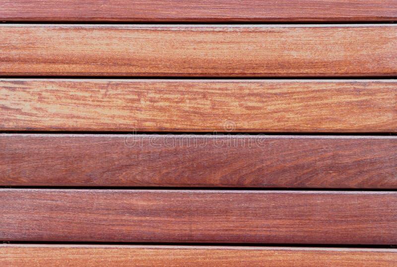 Textura do marrom de madeira feito a mão da cerca imagem de stock royalty free