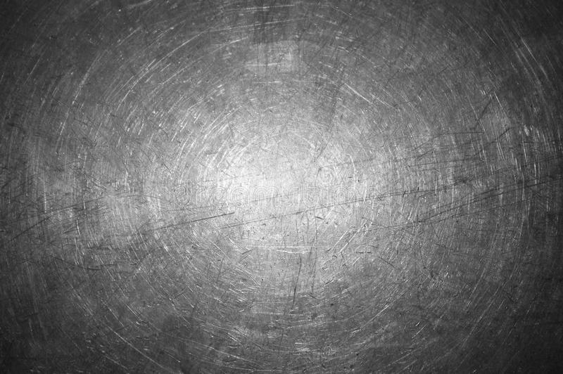 Textura do metal fotos de stock royalty free