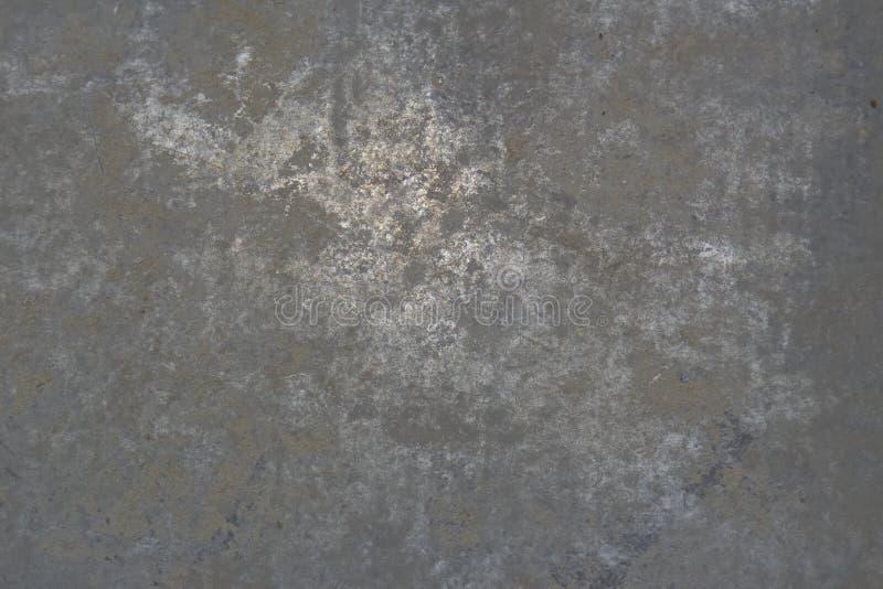 Textura do metal galvanizado foto de stock