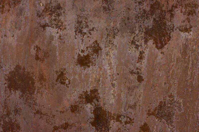 Textura do metal oxidado corrosão imagens de stock royalty free