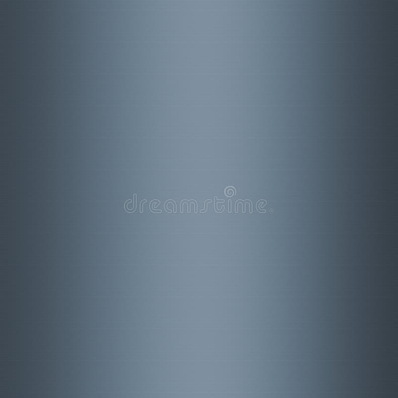 Textura do metal (vertical) ilustração royalty free