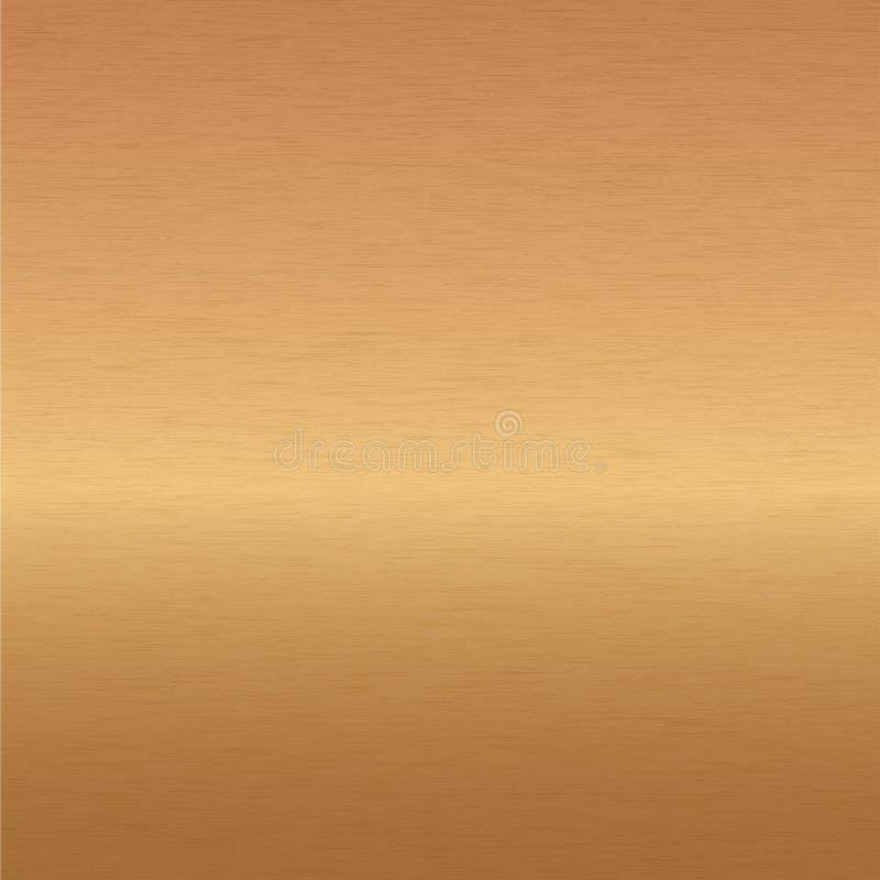 Textura do metall do vetor ilustração do vetor