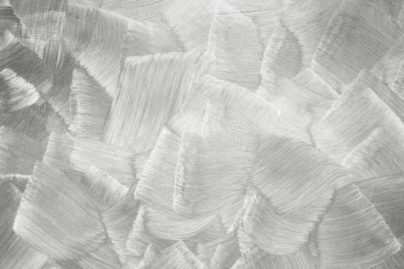 Textura do muro de cimento com camada decorativa da pintura fotografia de stock