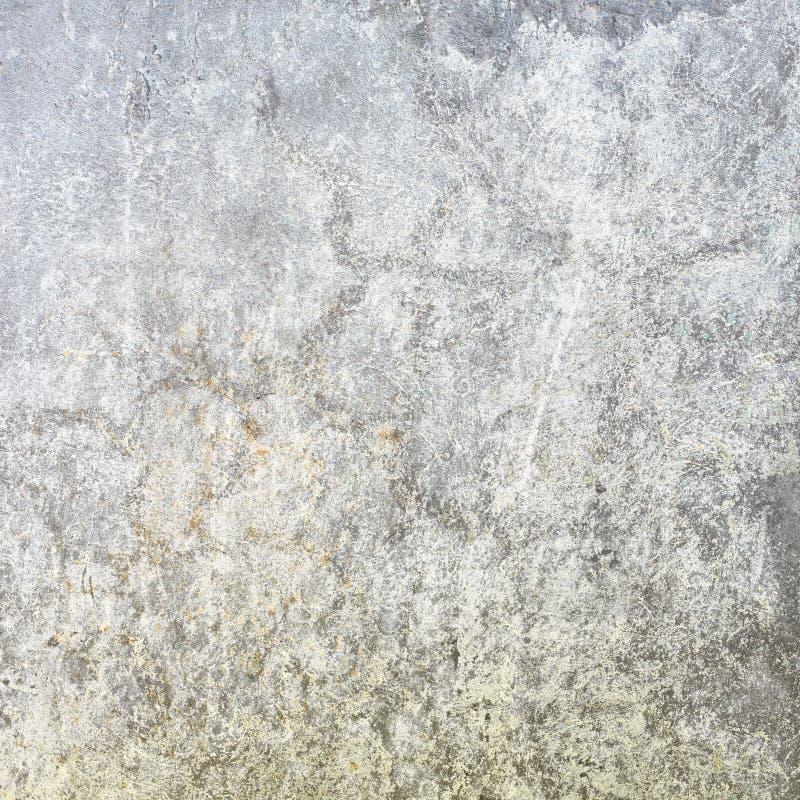 A textura do muro de cimento do grunge cobriu uma sujeira fotos de stock