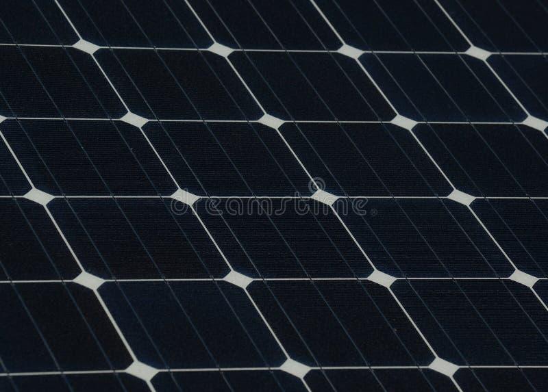 Textura do painel solar imagem de stock