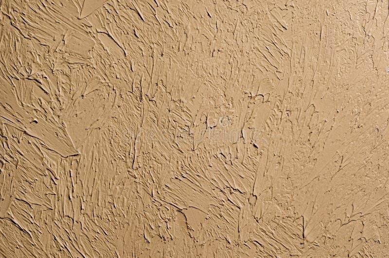 Textura do papel de parede da argila congelada na parede Contraste o fundo do claro-escuro imagens de stock royalty free