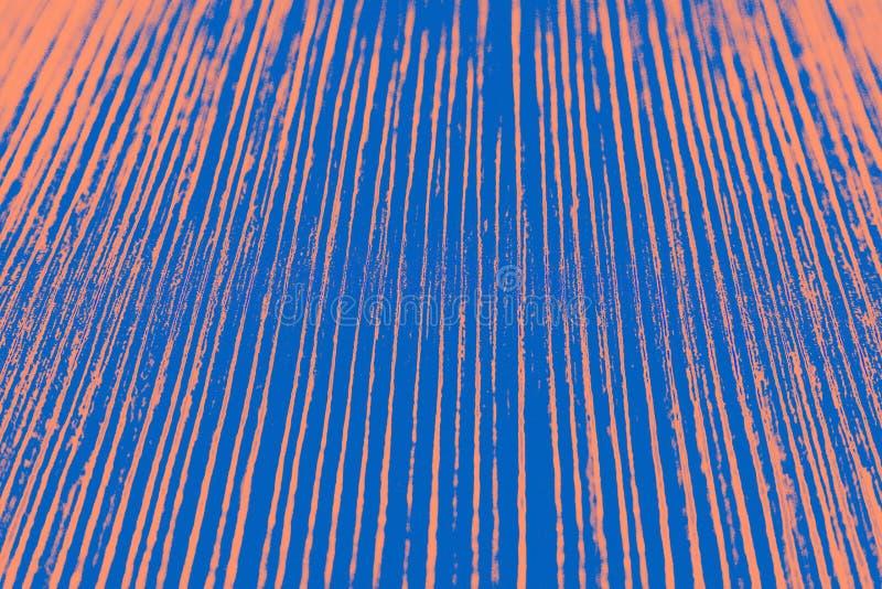 Textura do papel listrado em cores de néon misturadas fotografia de stock royalty free