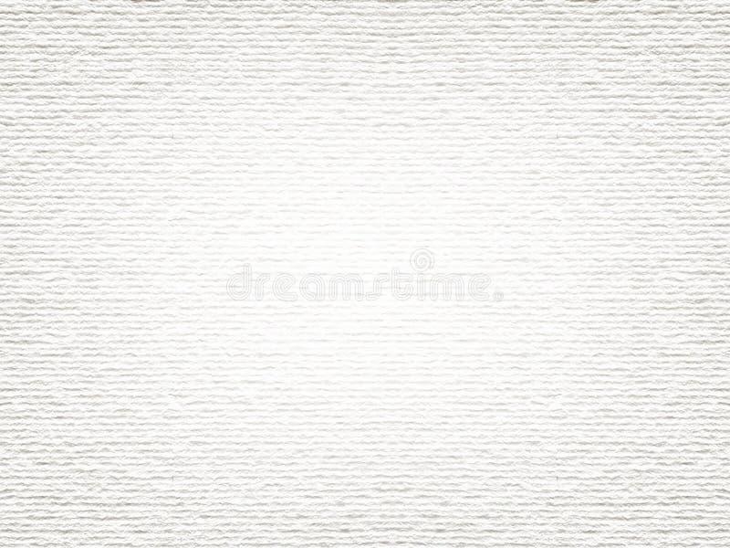 Textura do papel ondulado branco, fundo para o projeto ilustração royalty free