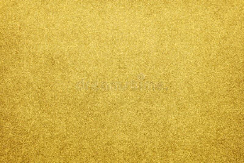 Textura do papel do ouro do ano novo ou fundo japonês do vintage imagens de stock