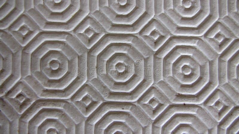 Textura do Pentágono imagem de stock