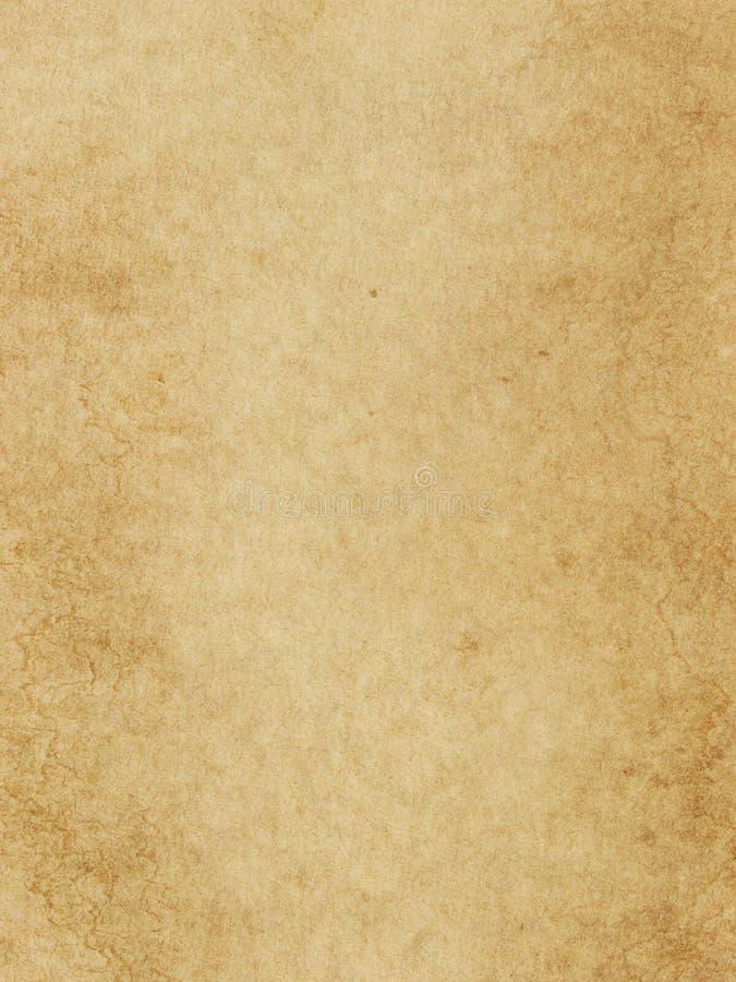 Textura do pergaminho imagem de stock
