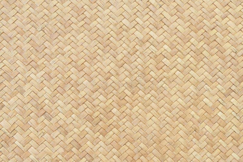 Textura do Rattan fotografia de stock royalty free