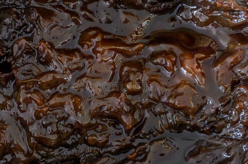 Textura do solidol para a lubrificação imagem de stock royalty free