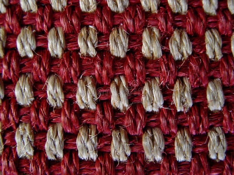 Textura Do Tapete Foto de Stock