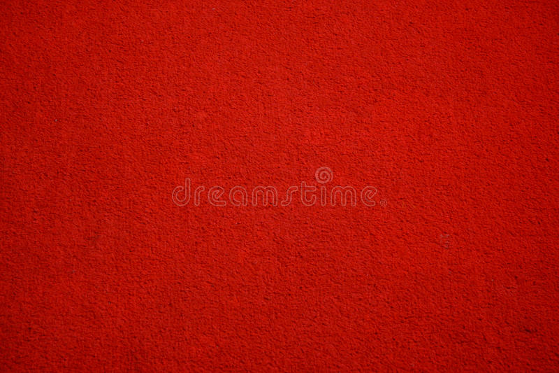 Textura do tapete vermelho fotografia de stock