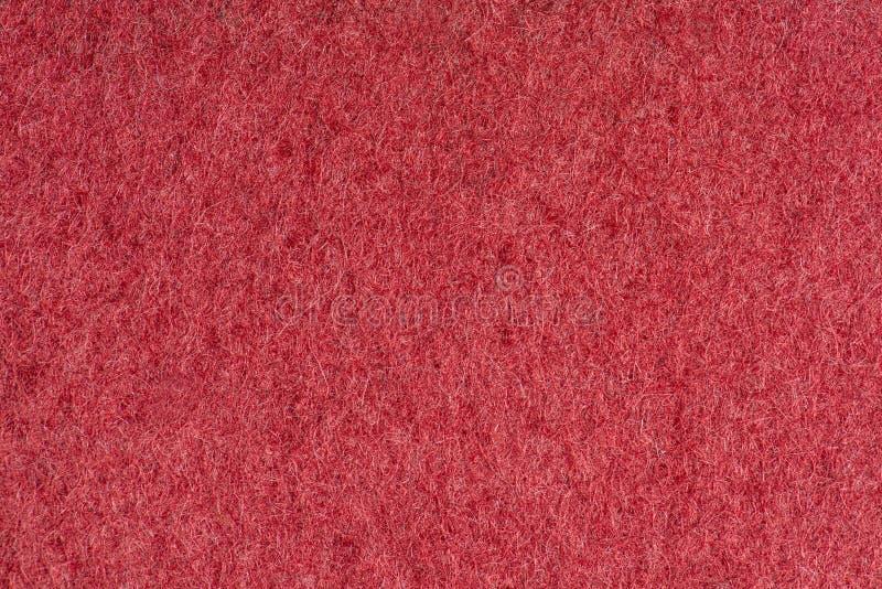 Textura do tapete vermelho imagens de stock royalty free