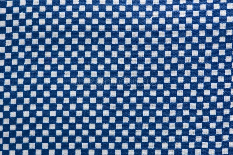 Textura do tecido de algodão, fundo imagens de stock