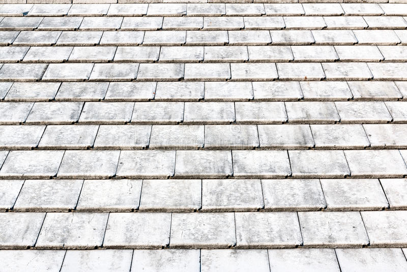 Textura do telhado da rocha fotos de stock royalty free