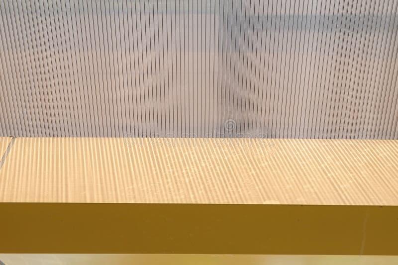 Textura do telhado do teste padrão imagens de stock