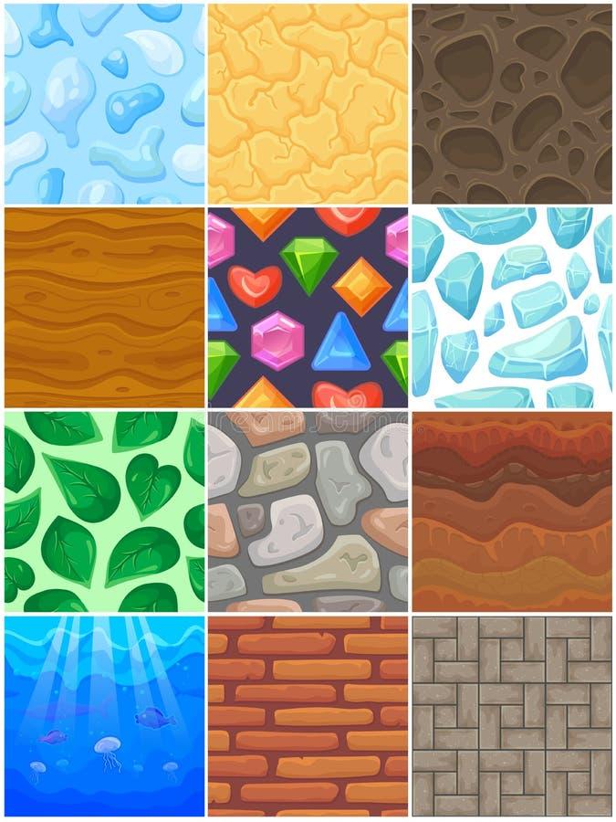 A textura do tijolo do vetor da parede do fundo da construção do brickwall ou obstrói-se com o teste padrão textured do sumário d ilustração do vetor