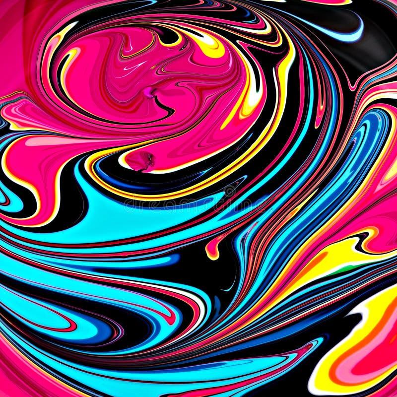 Textura do verniz para as unhas, textura colorida fotografia de stock royalty free