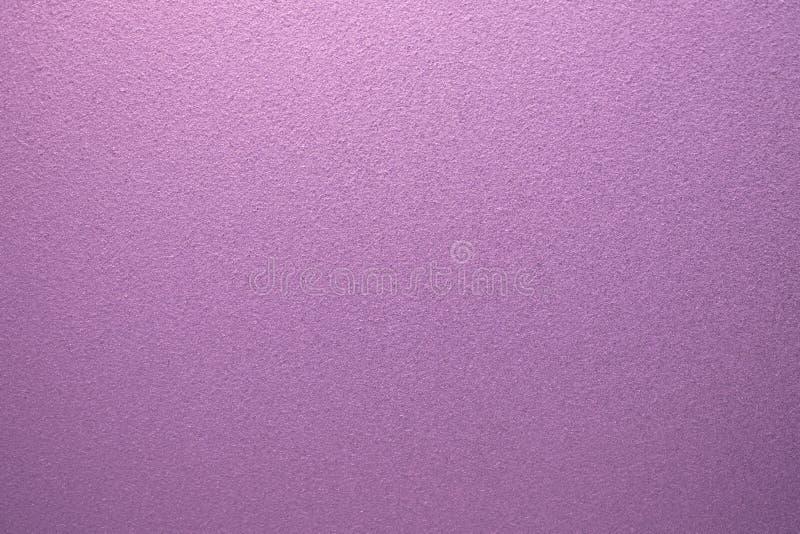 Textura do vidro geado do roxo como o fundo imagem de stock
