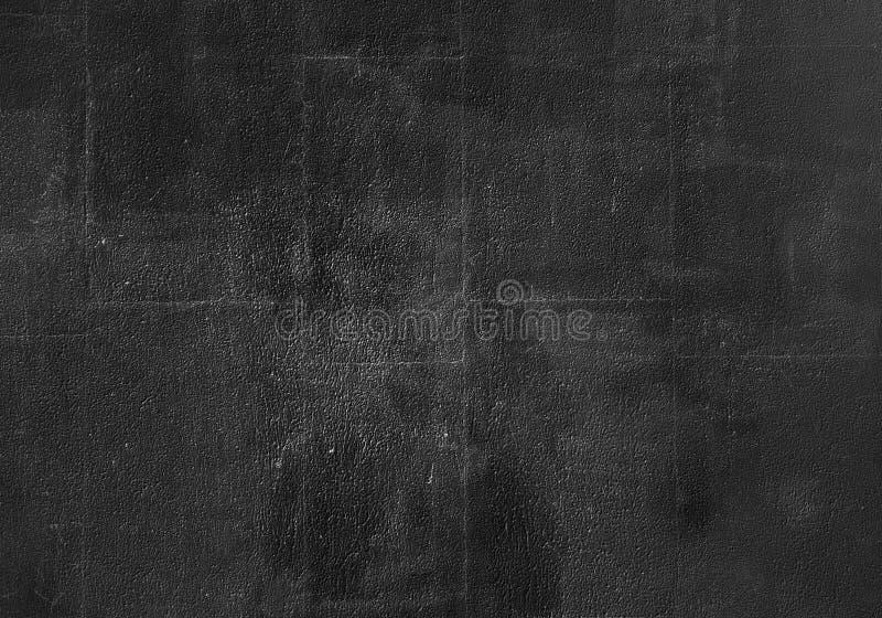 Textura do vintage da parede de pedra preta fotos de stock