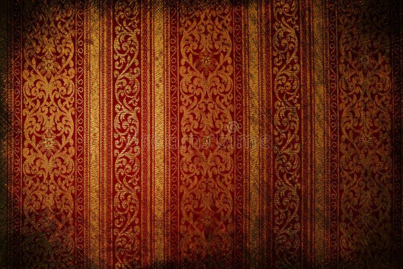 Textura do vintage de Grunge foto de stock