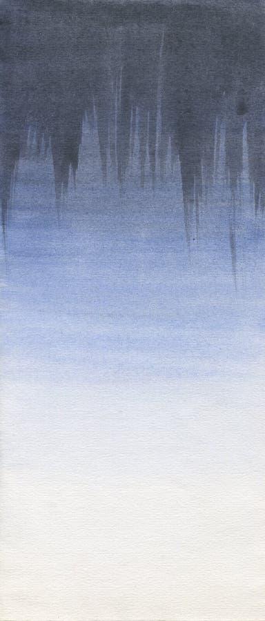 Textura do Watercolour fotos de stock royalty free