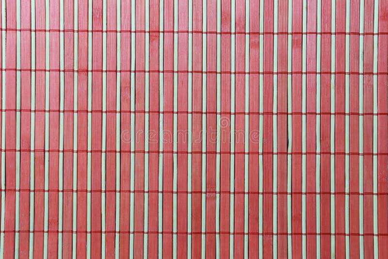 Textura do weave de bambu foto de stock royalty free