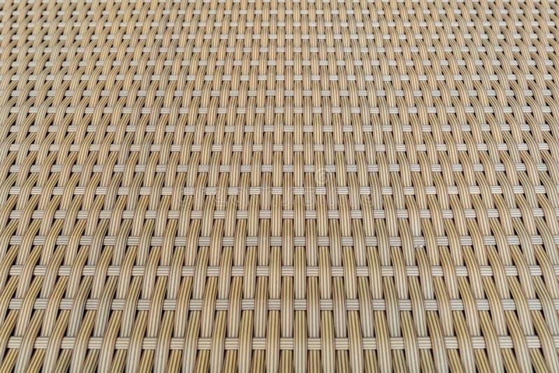 Textura do weave do Rattan imagem de stock royalty free