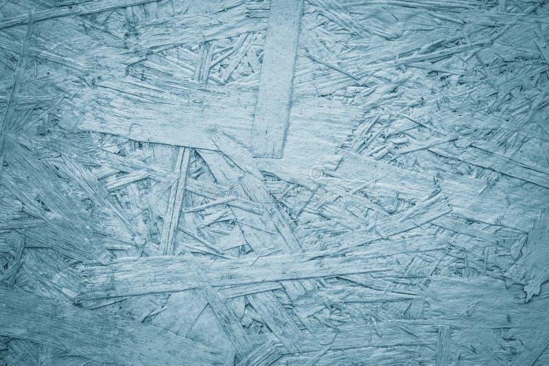 Textura dos aparas de madeira, fundo fino de madeira das tiras Placa orientada da costa, OSB Arquivamentos, superfície da madeira fotos de stock royalty free
