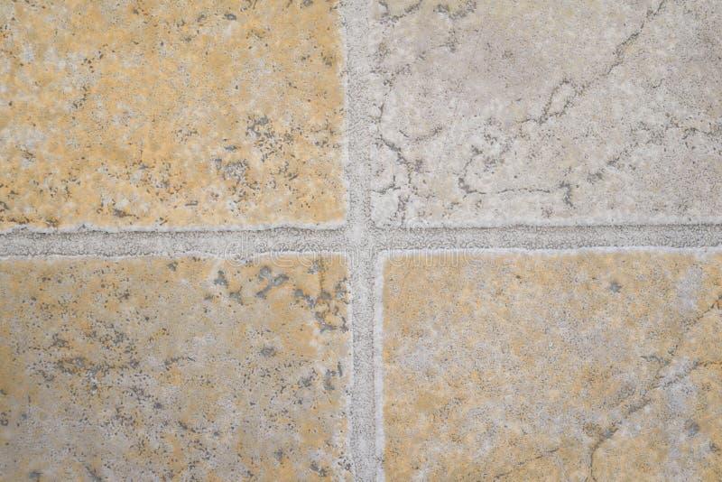 Textura dos blocos de cimento fotografia de stock royalty free