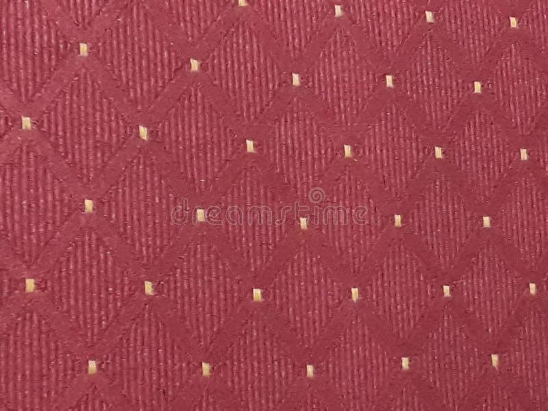 Textura dos diamantes de Borgonha imagem de stock royalty free