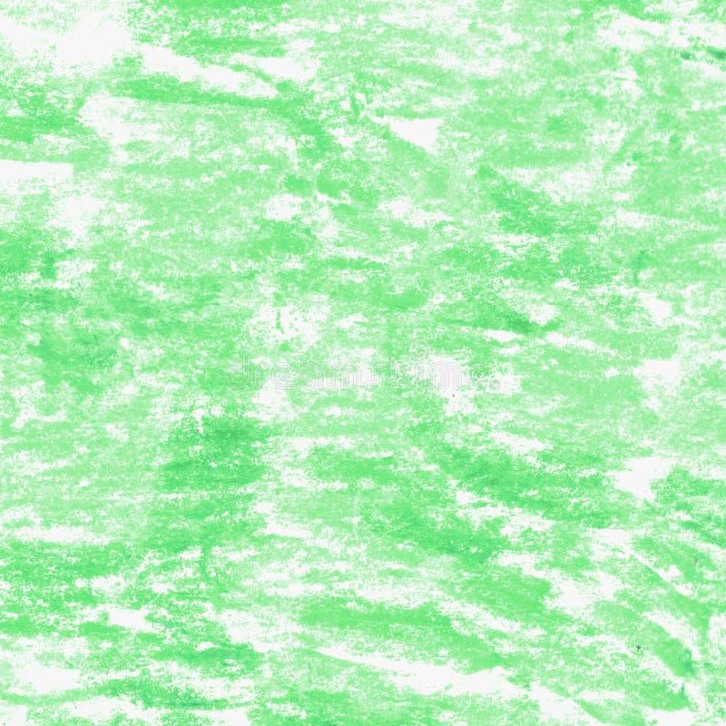 Textura dos elementos do Grunge M?o pastel tirada ilustração do vetor