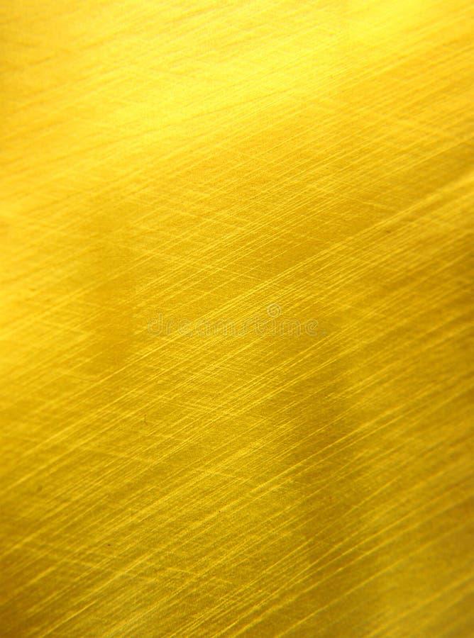 Textura dourada do grunge. imagem de stock