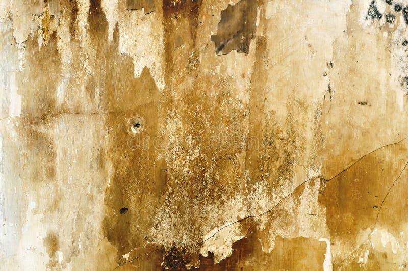 Textura e fundo abstratos da parede do Grunge foto de stock