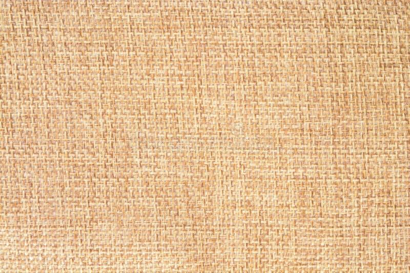 Textura e fundo da tela de burlap Jute para texto e figura 2 fotografia de stock